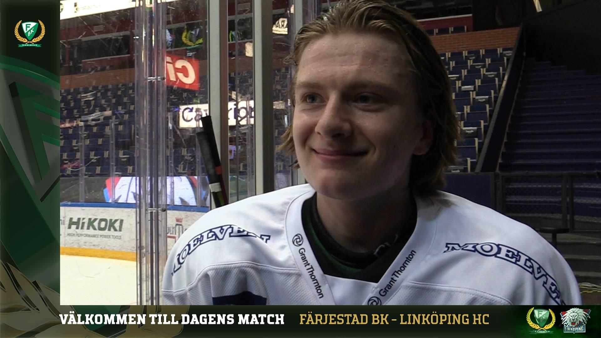 Gameday Play: Med Andersson och Dahlgren