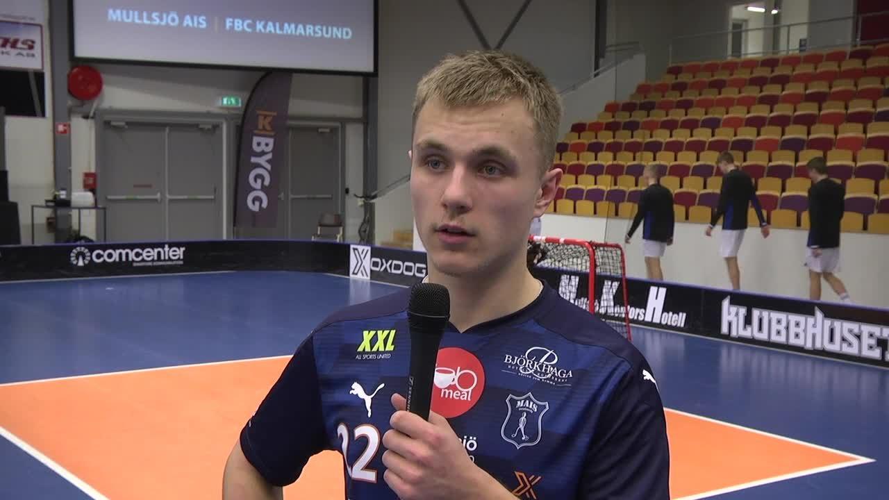 """Leo Olsson """"Skönt att vinna igen"""""""