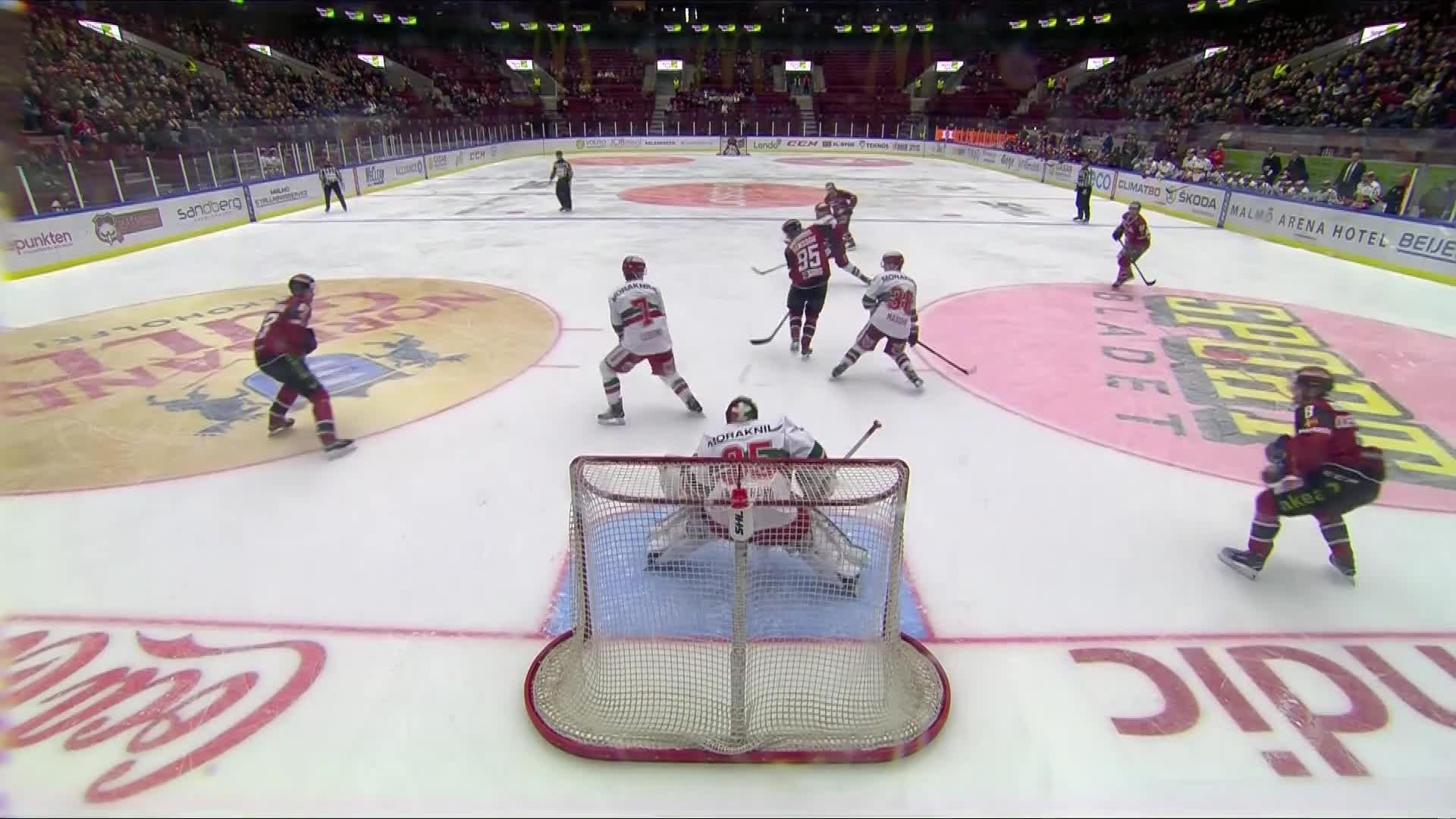 Malmö Redhawks - Mora IK 7-1