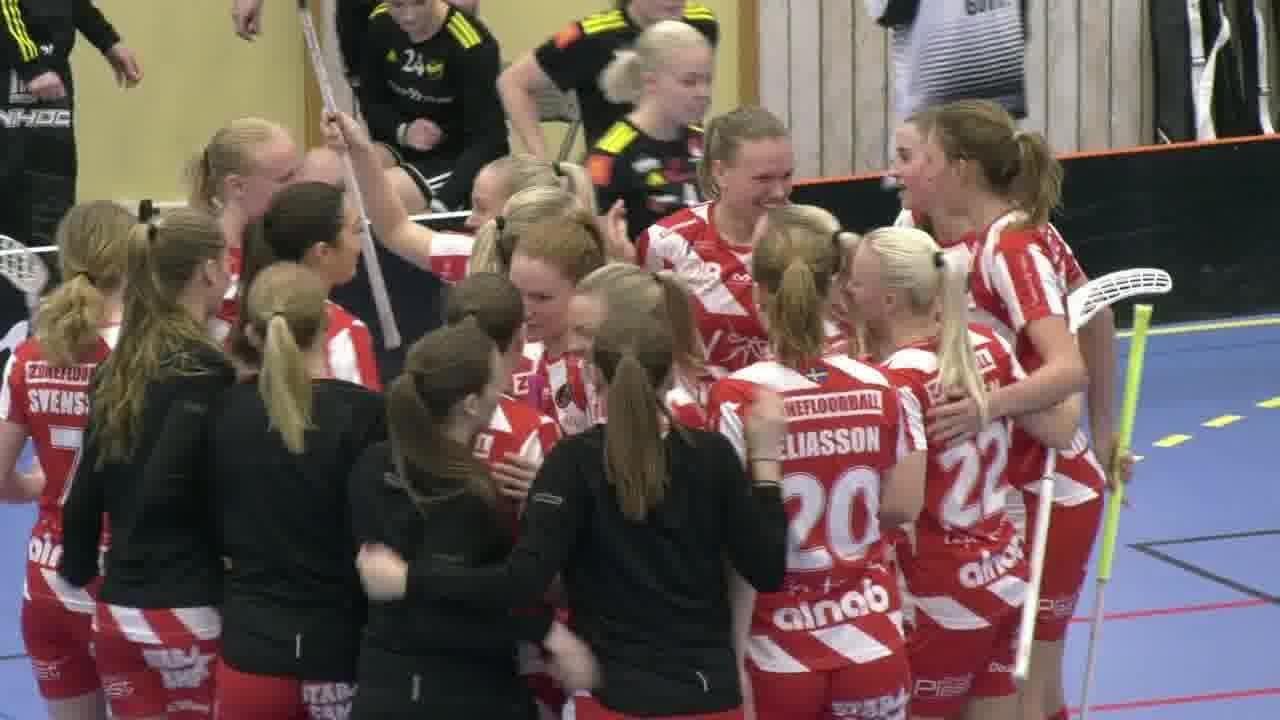 Highlights: Pixbo Wallenstam IBK-Endre IF