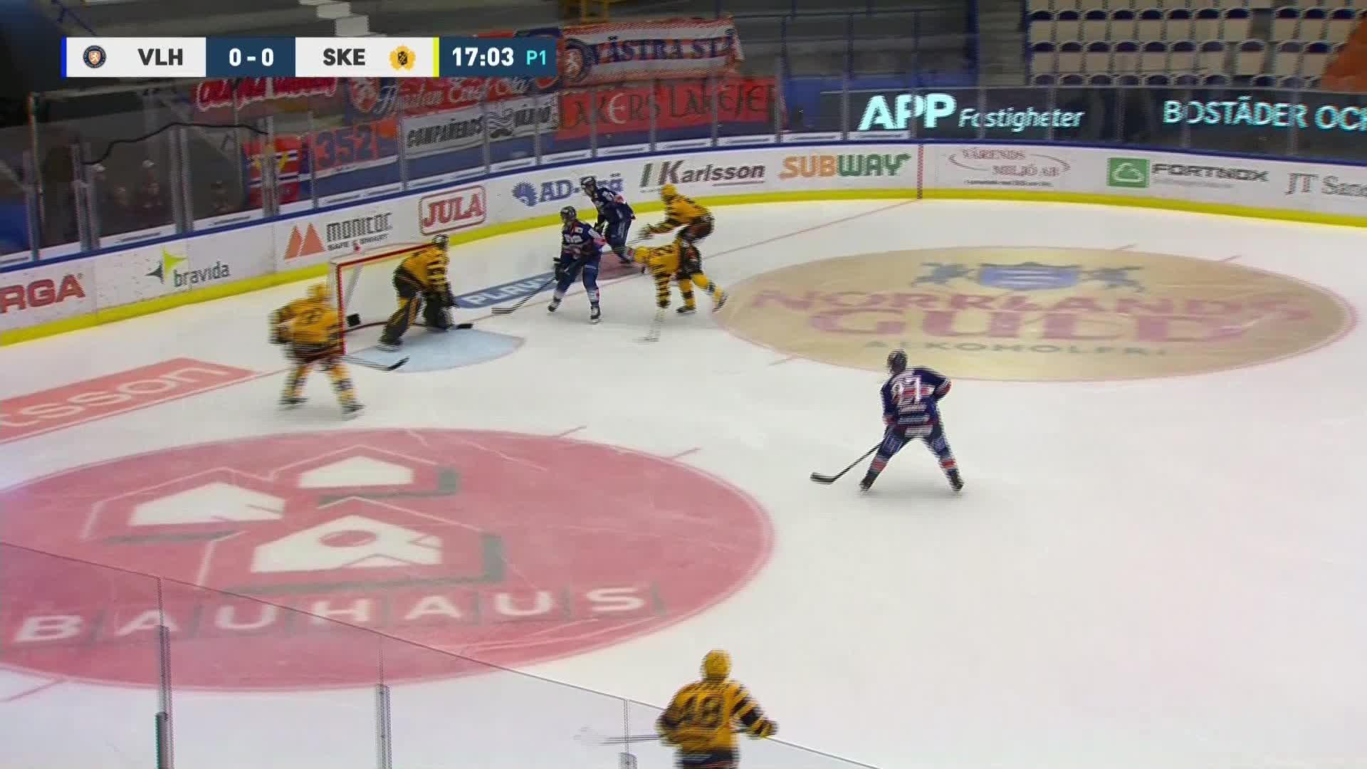 Växjö Lakers - Skellefteå AIK 1-0