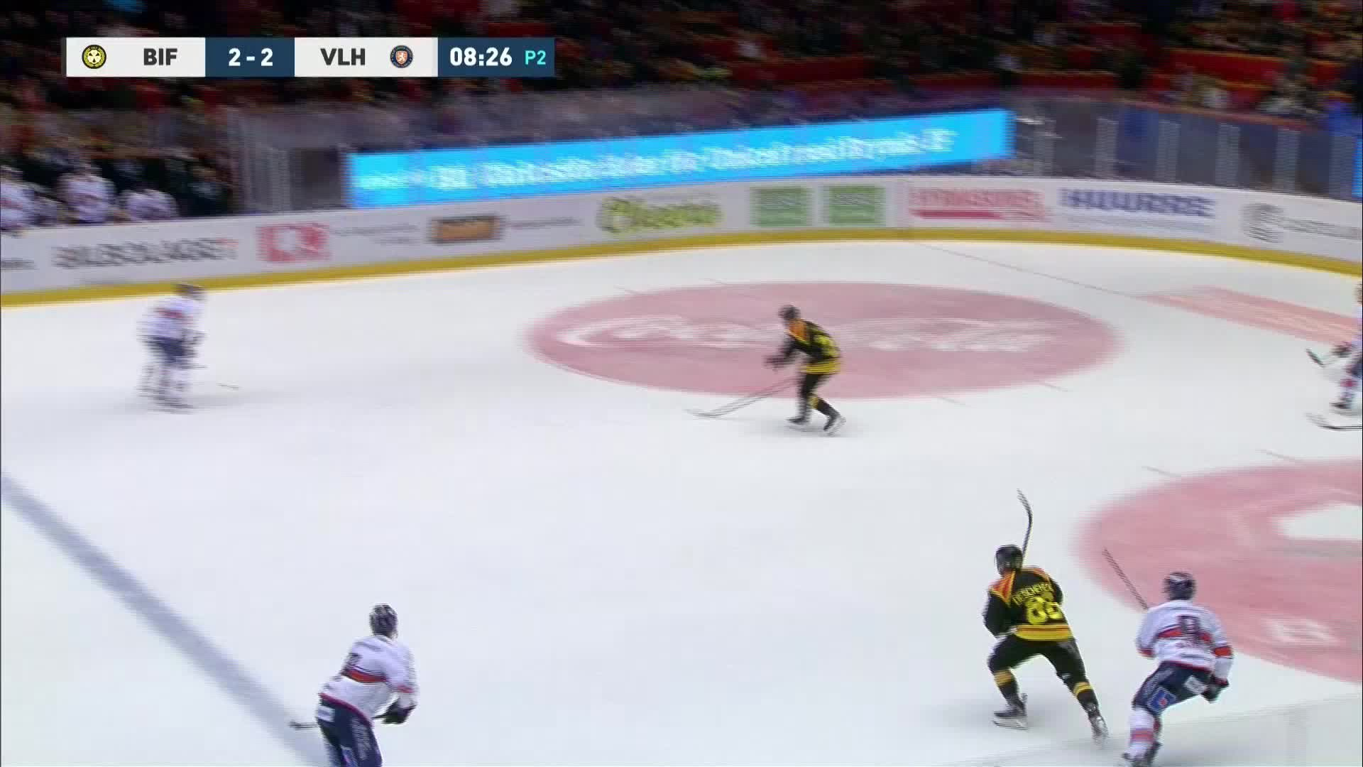 Brynäs IF - Växjö Lakers 2-3