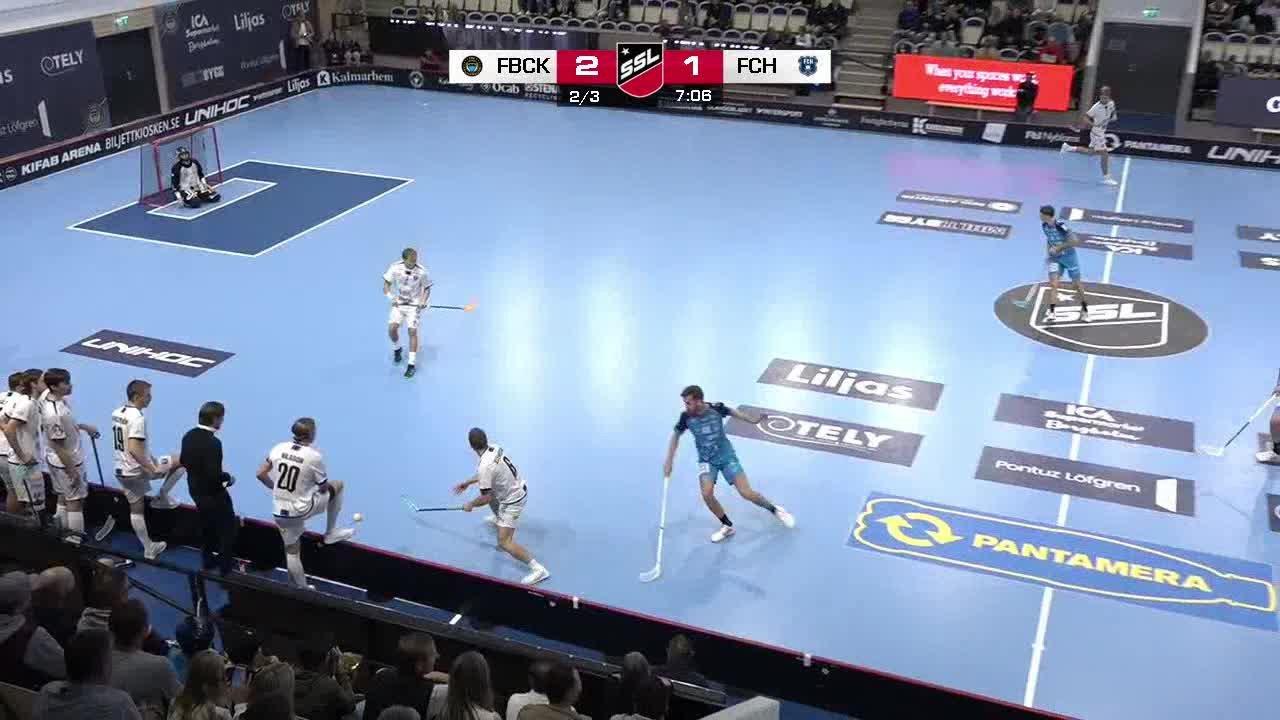 Highlights: FBC Kalmarsund-FC Helsingborg
