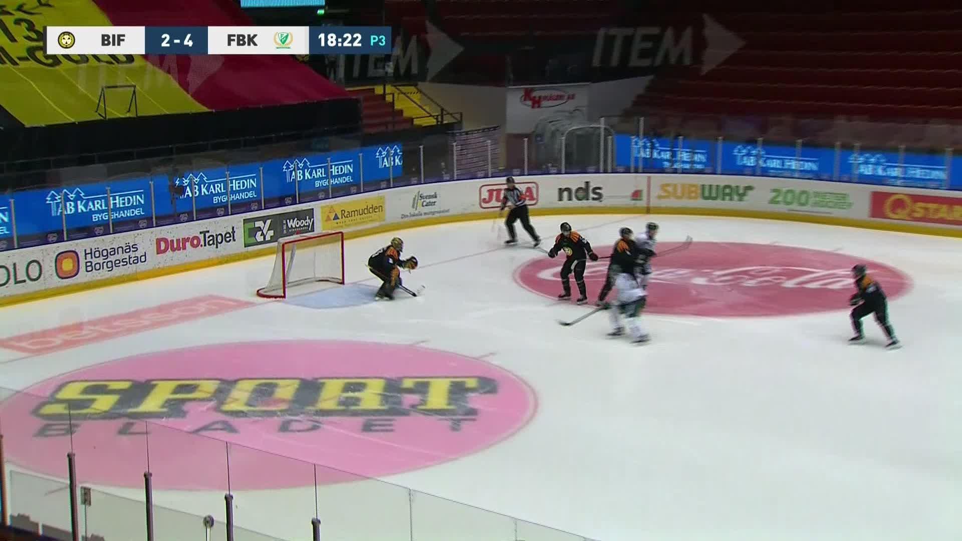 Brynäs IF - Färjestad BK 2-5