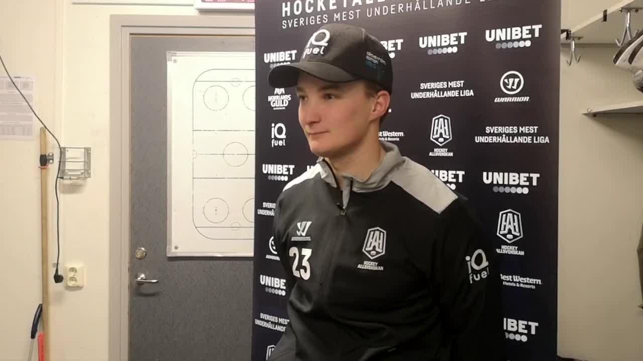 Domarintervju: Alexander Österberg