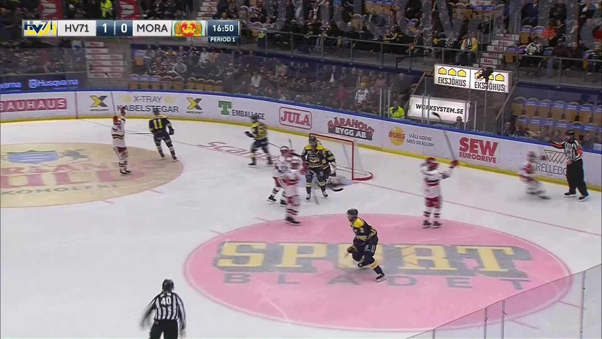 HV71 - Mora IK 1-1