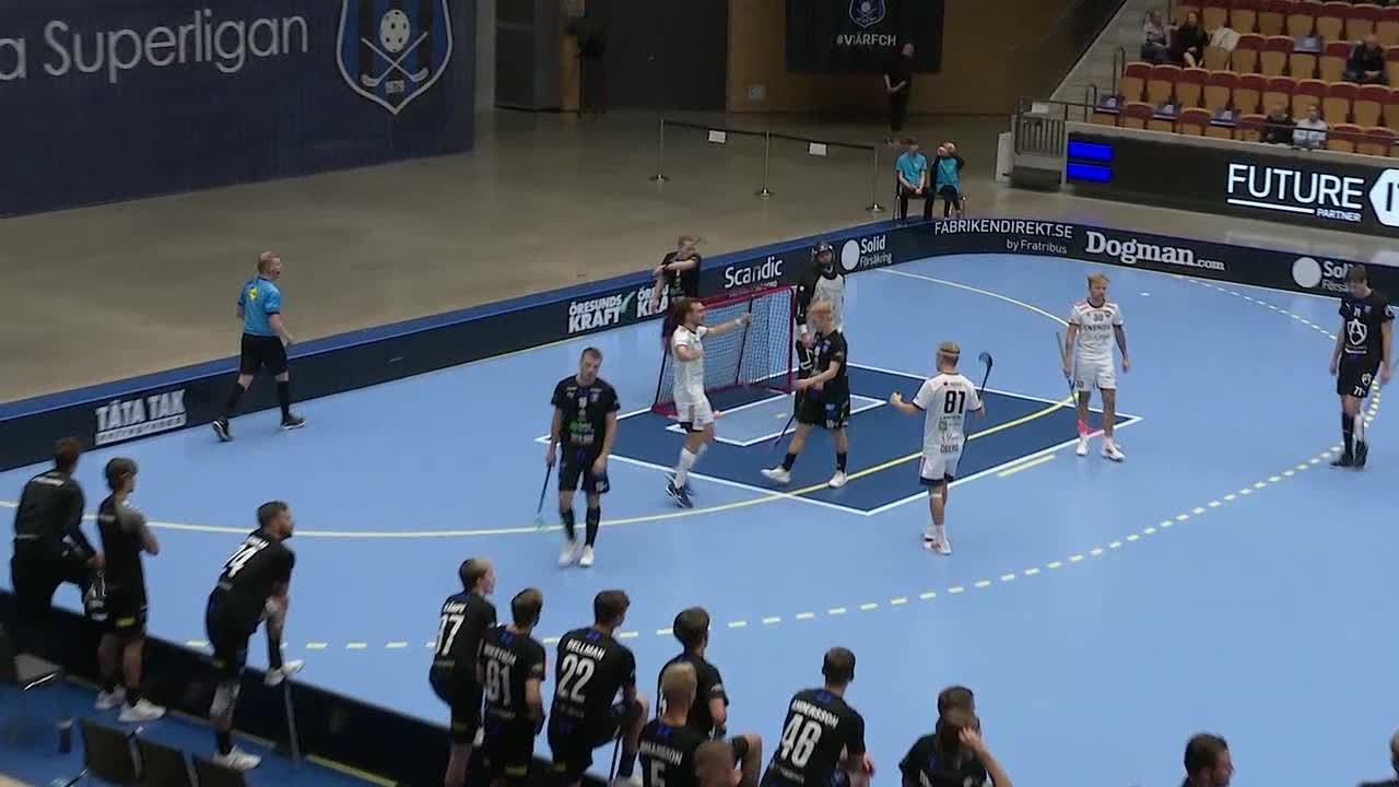 Highlights: FC Helsingborg-Växjö Vipers