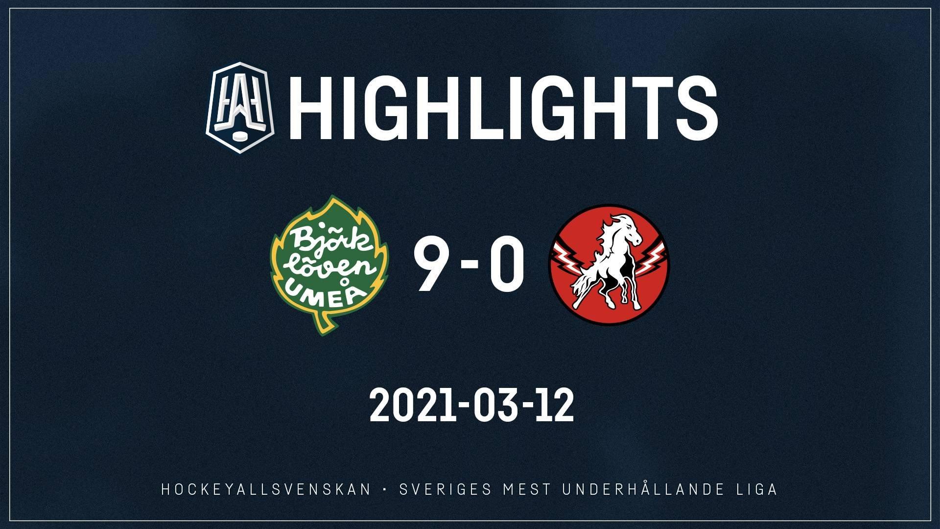 2021-03-12 Björklöven - Vita Hästen 9-0