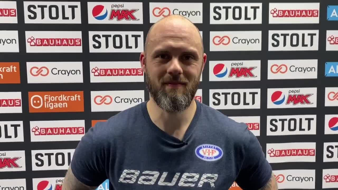 Daniel Sørvik etter Stjernen-matchen