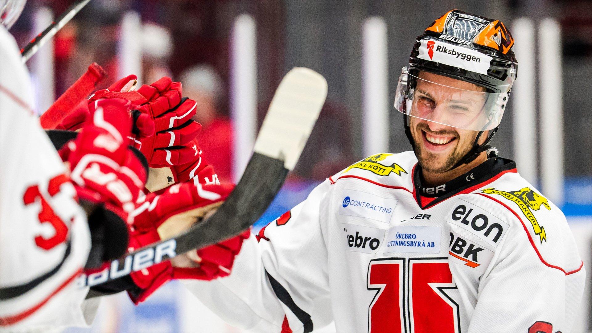 Malmö Redhawks - Örebro Hockey