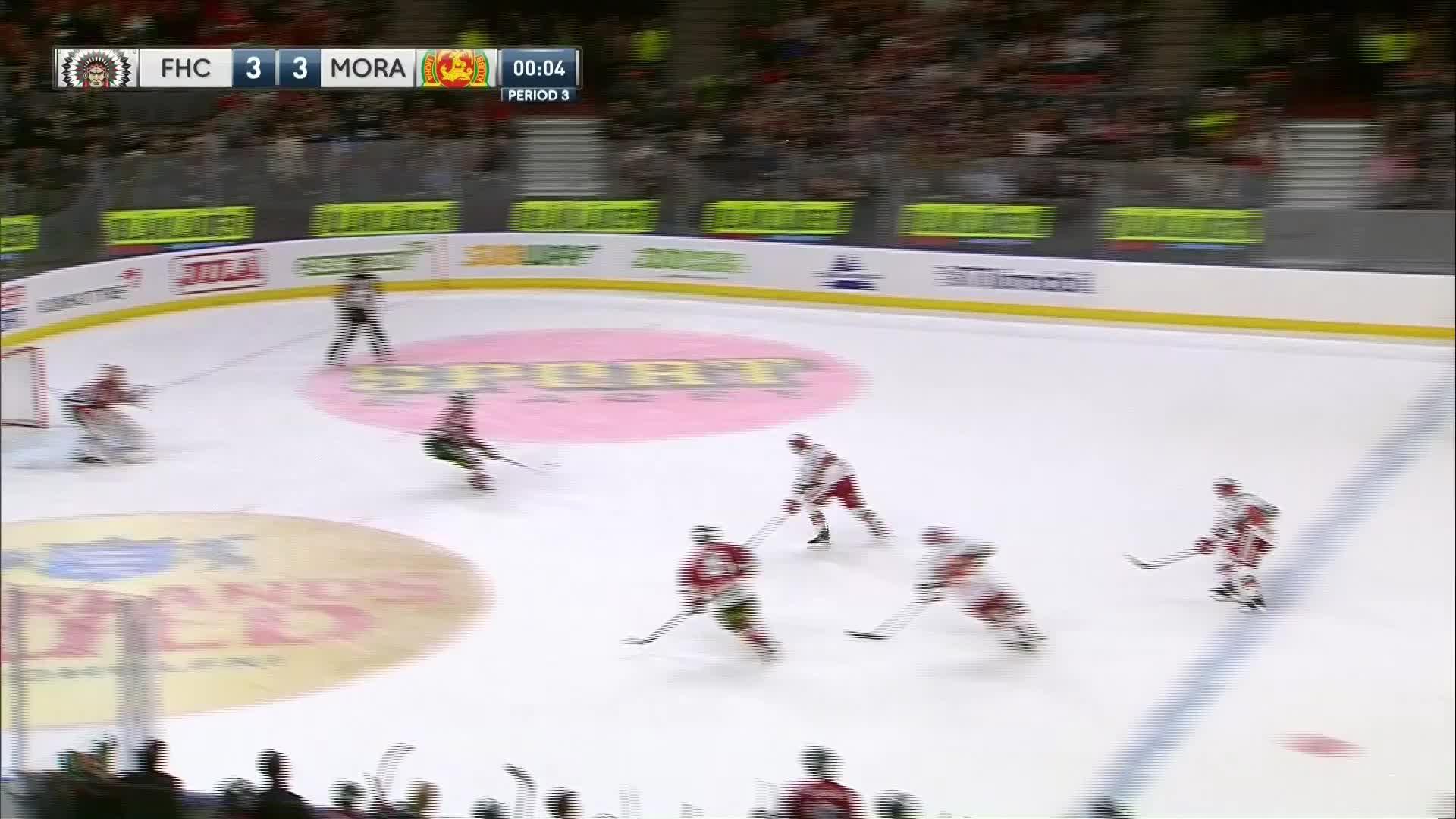 Frölunda HC - Mora IK 3-4