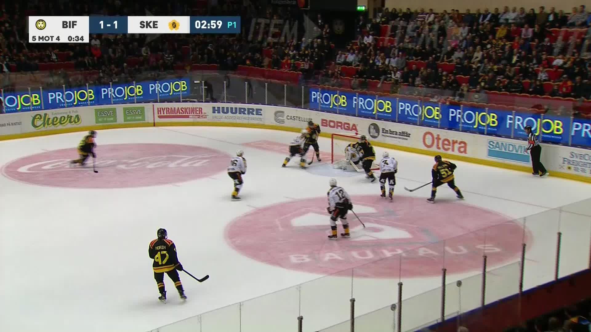 Brynäs IF - Skellefteå AIK 2-1