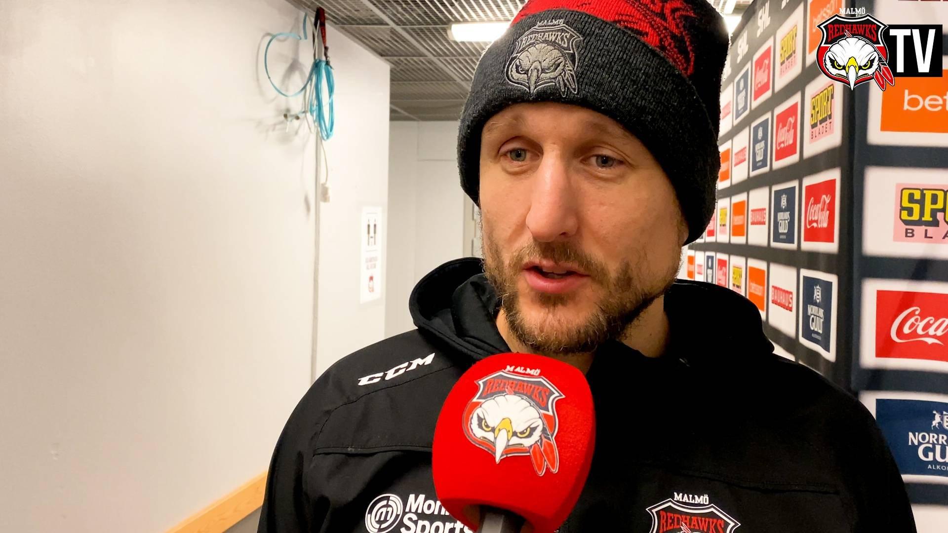 Tomas Kollar inför hemmamötet med Örebro