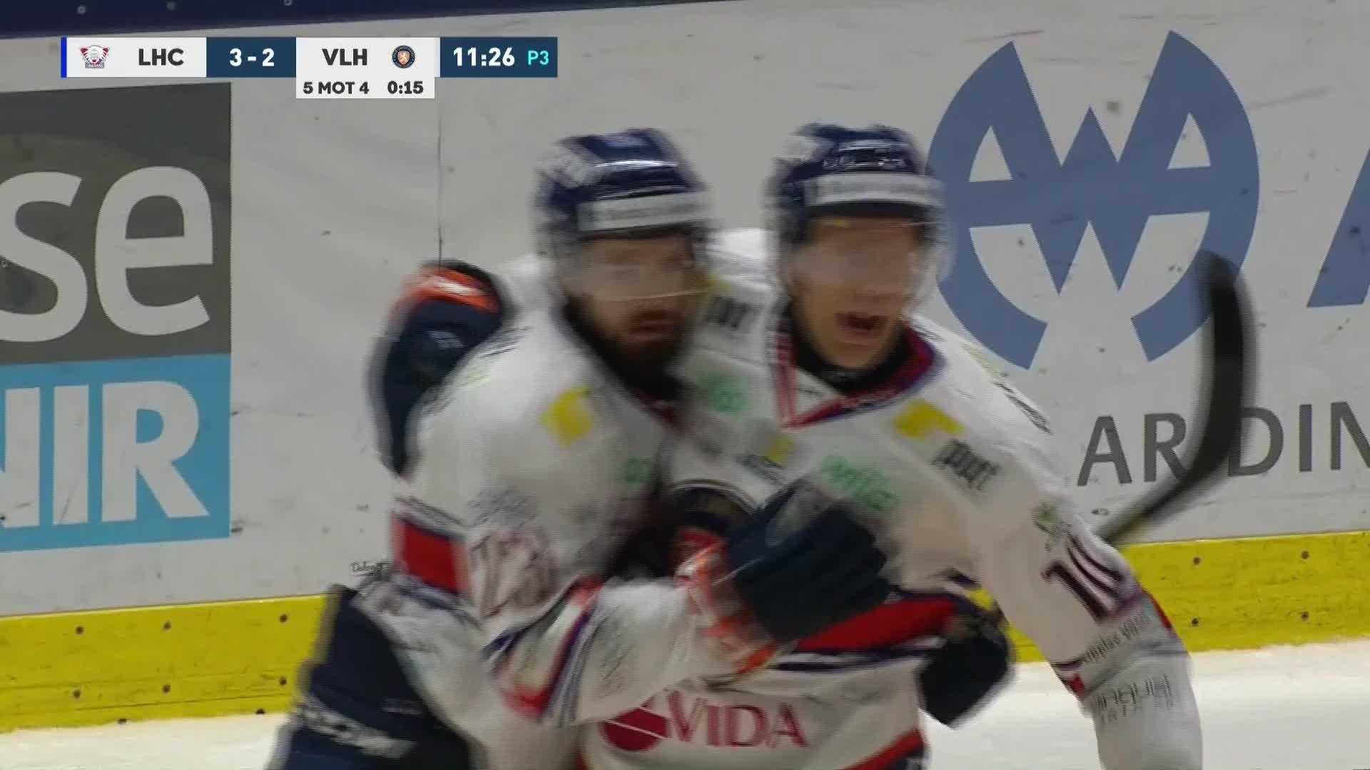Linköping HC - Växjö Lakers 3-2