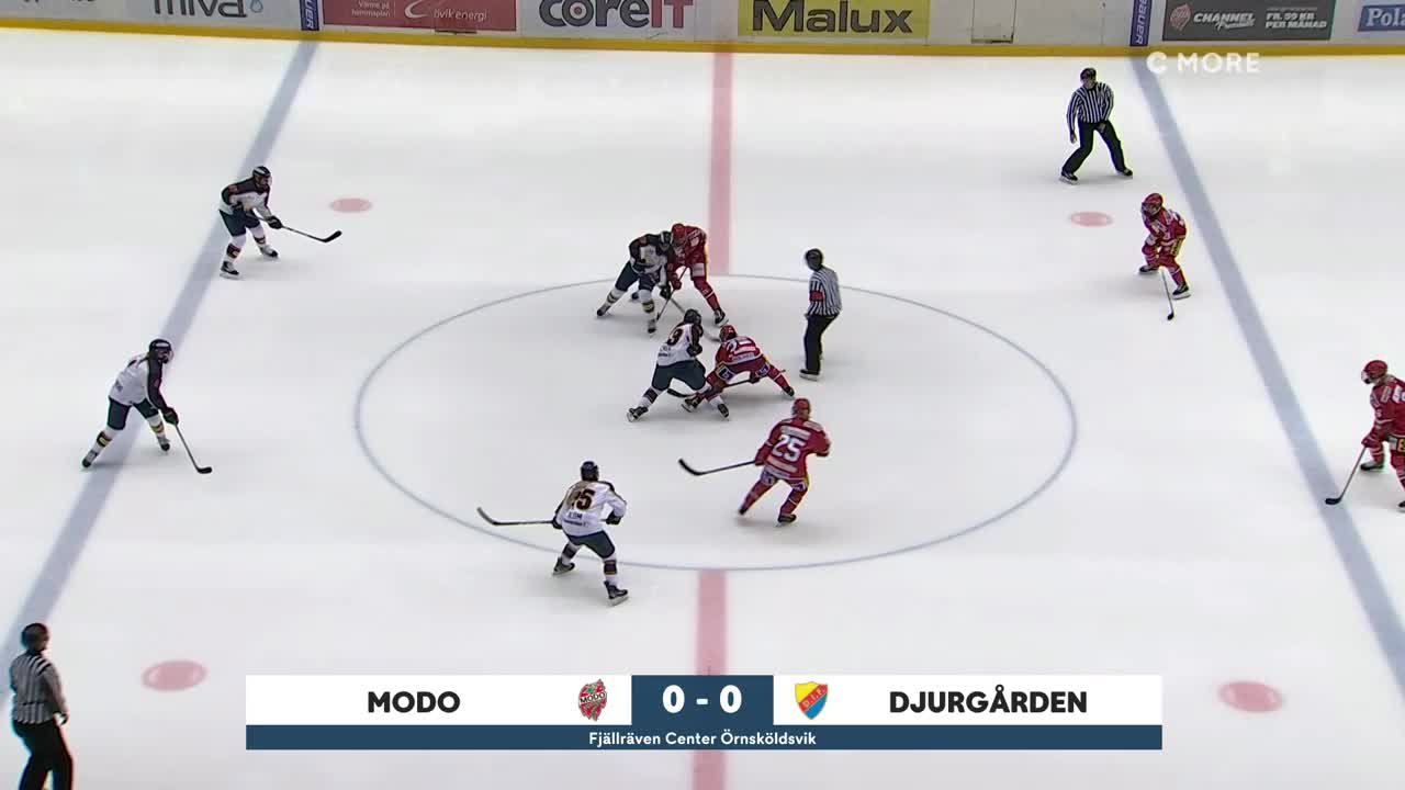 Highlights: Modo-Djurgården 20 sept