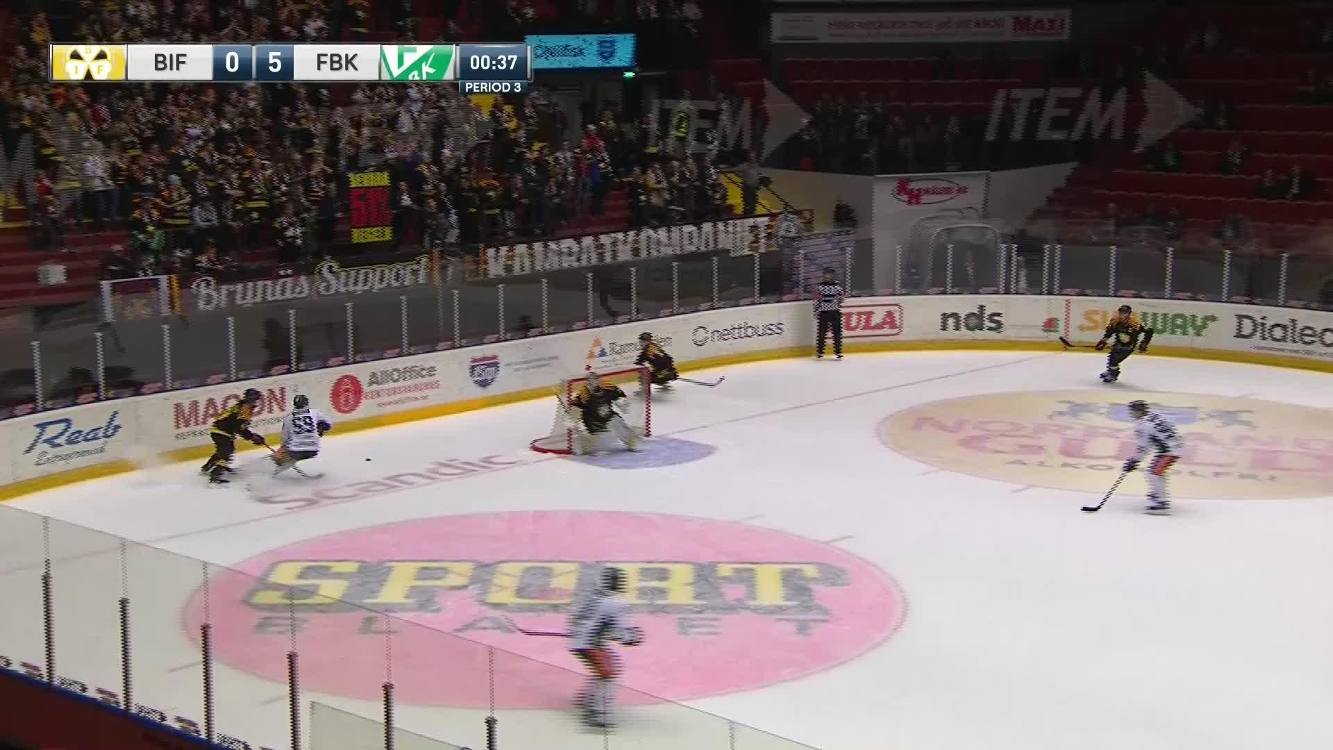 Brynäs IF - Färjestad BK 0-6