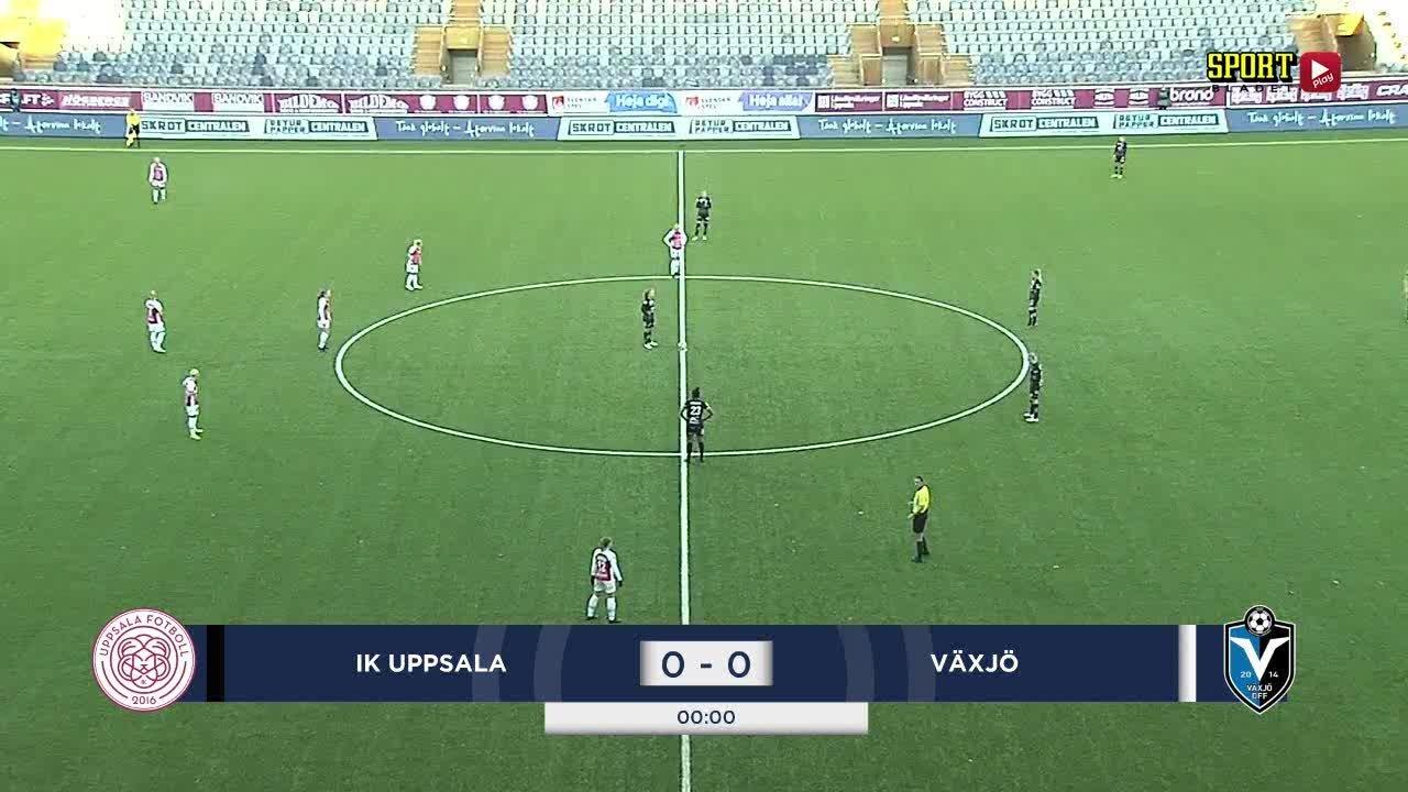Highlights: Uppsala - Växjö 17 okt