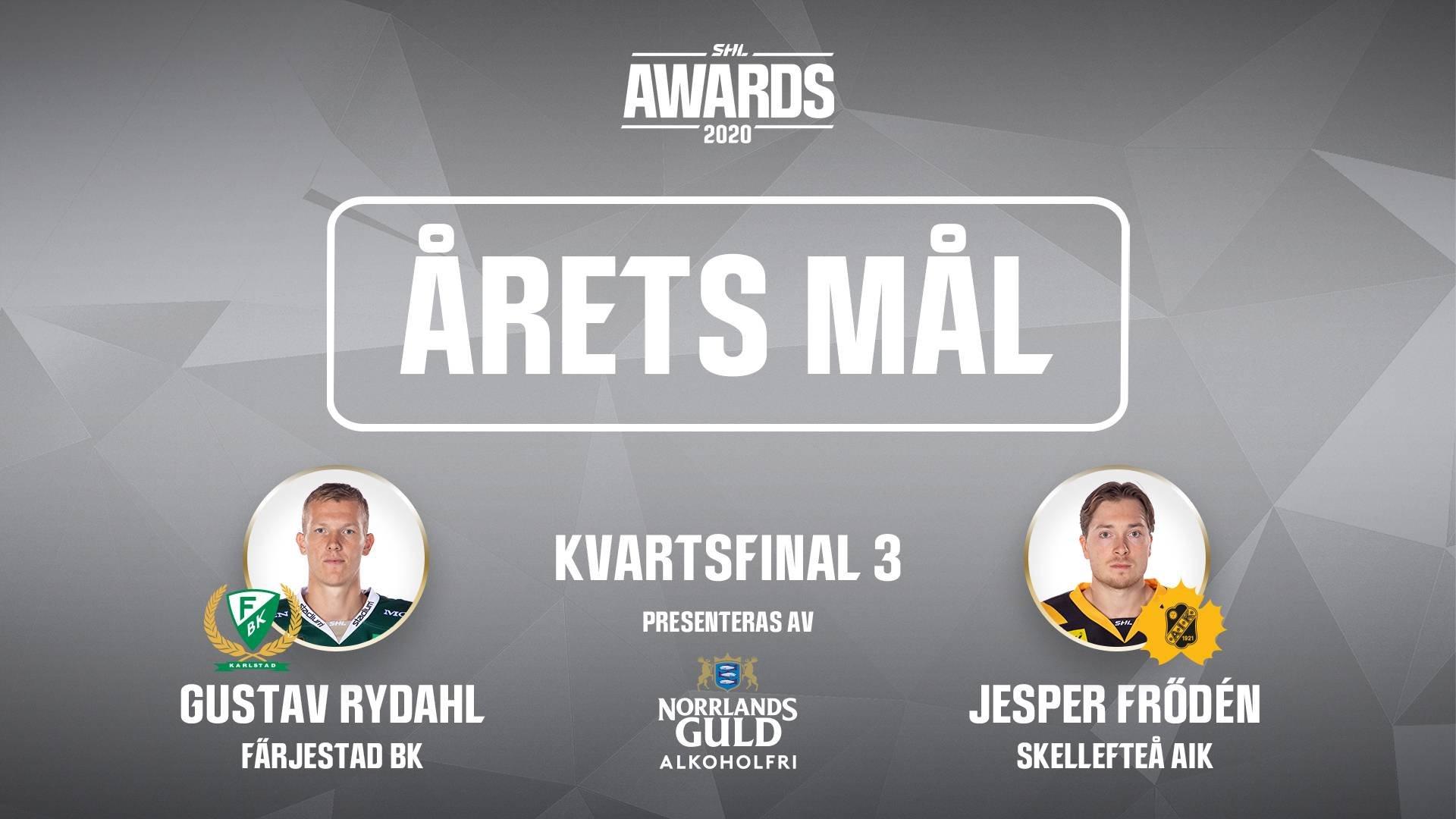 Årets mål 2019/2020 - Kvartsfinal 3