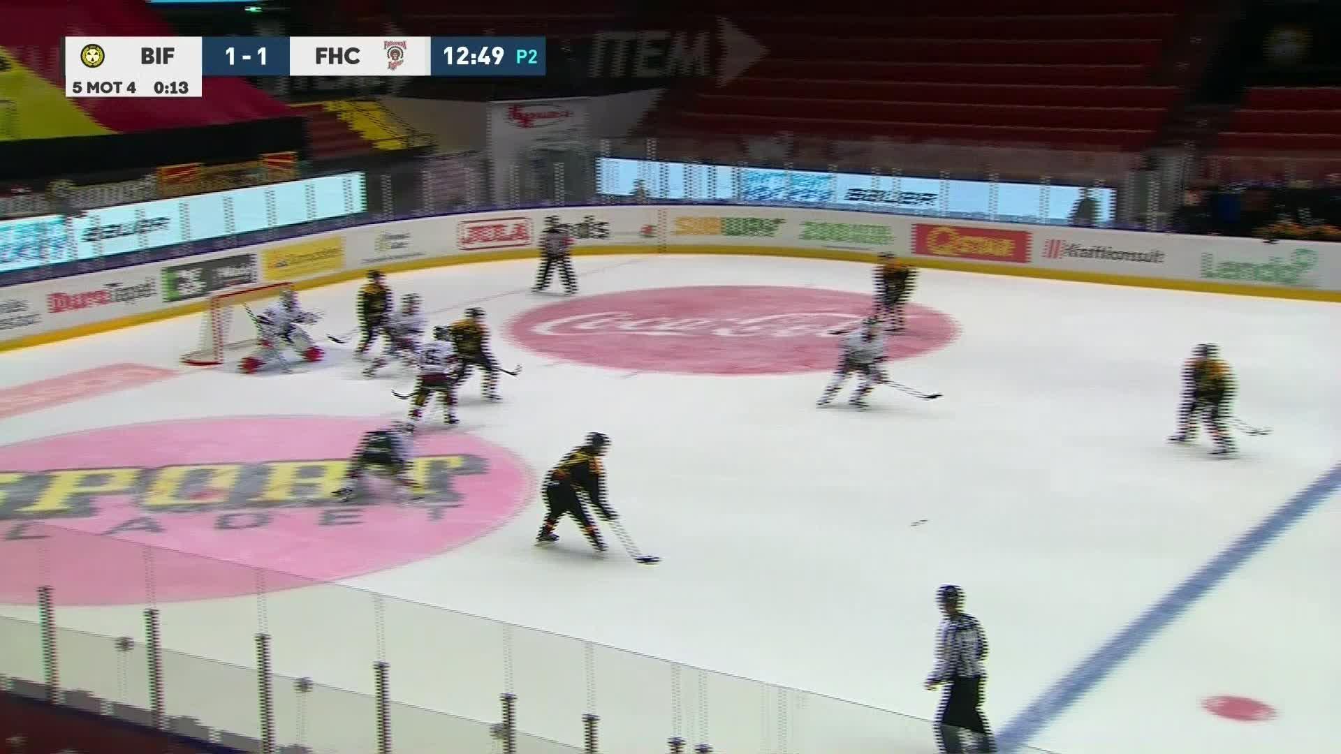 Brynäs IF - Frölunda HC 2-1