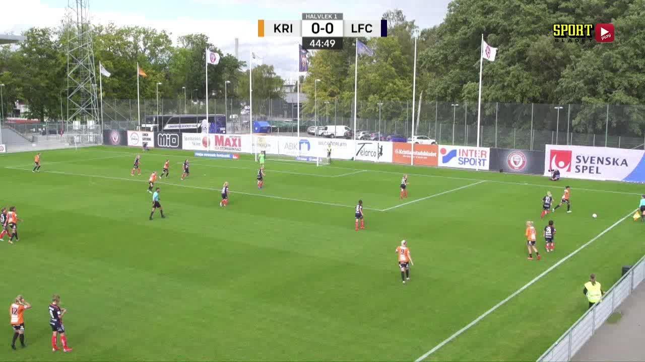 Highlights: Kristianstad-Linköping