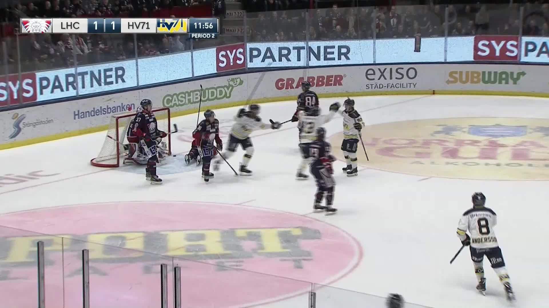 Linköping HC - HV71 1-2