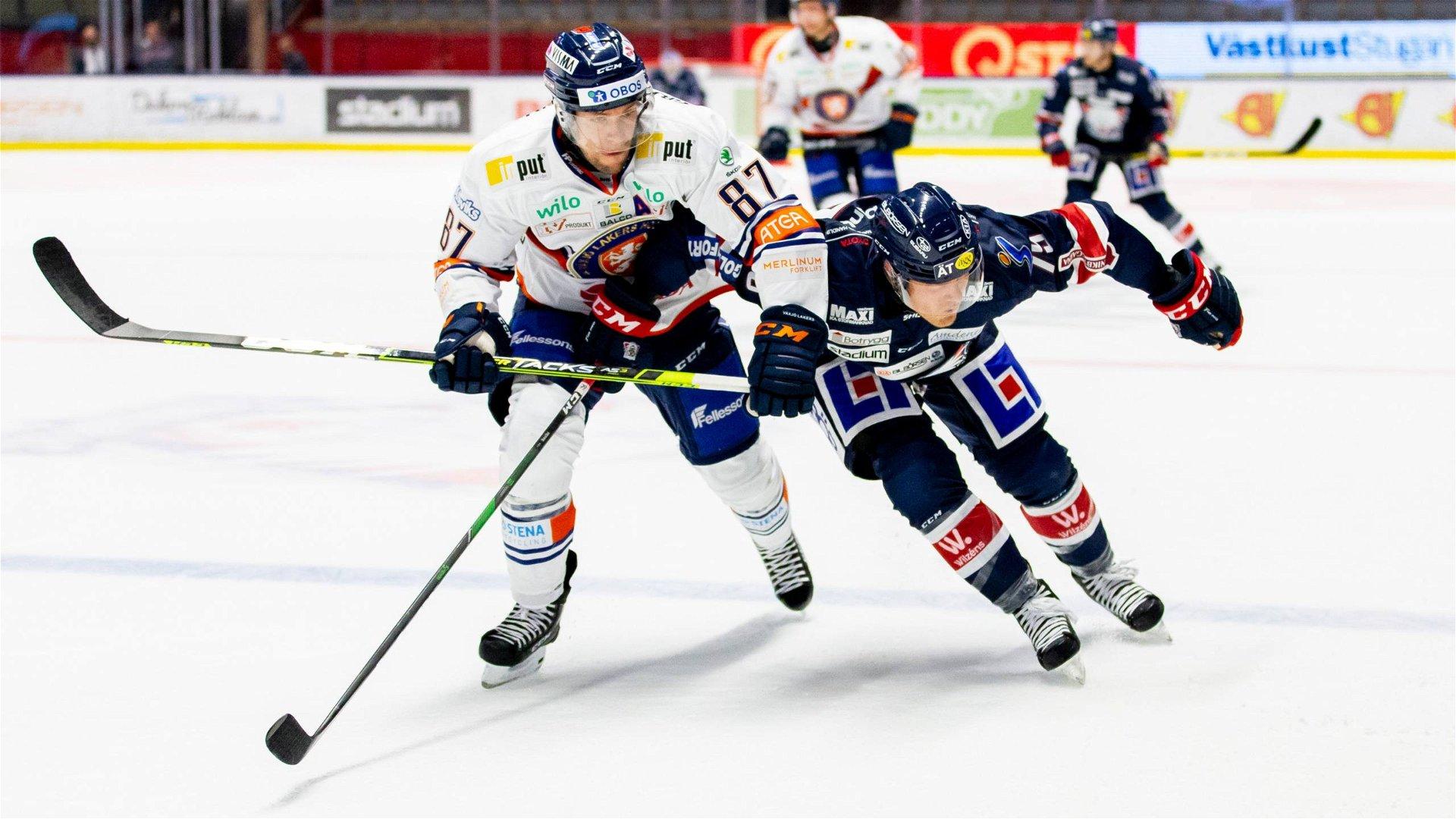 Linköping HC - Växjö Lakers