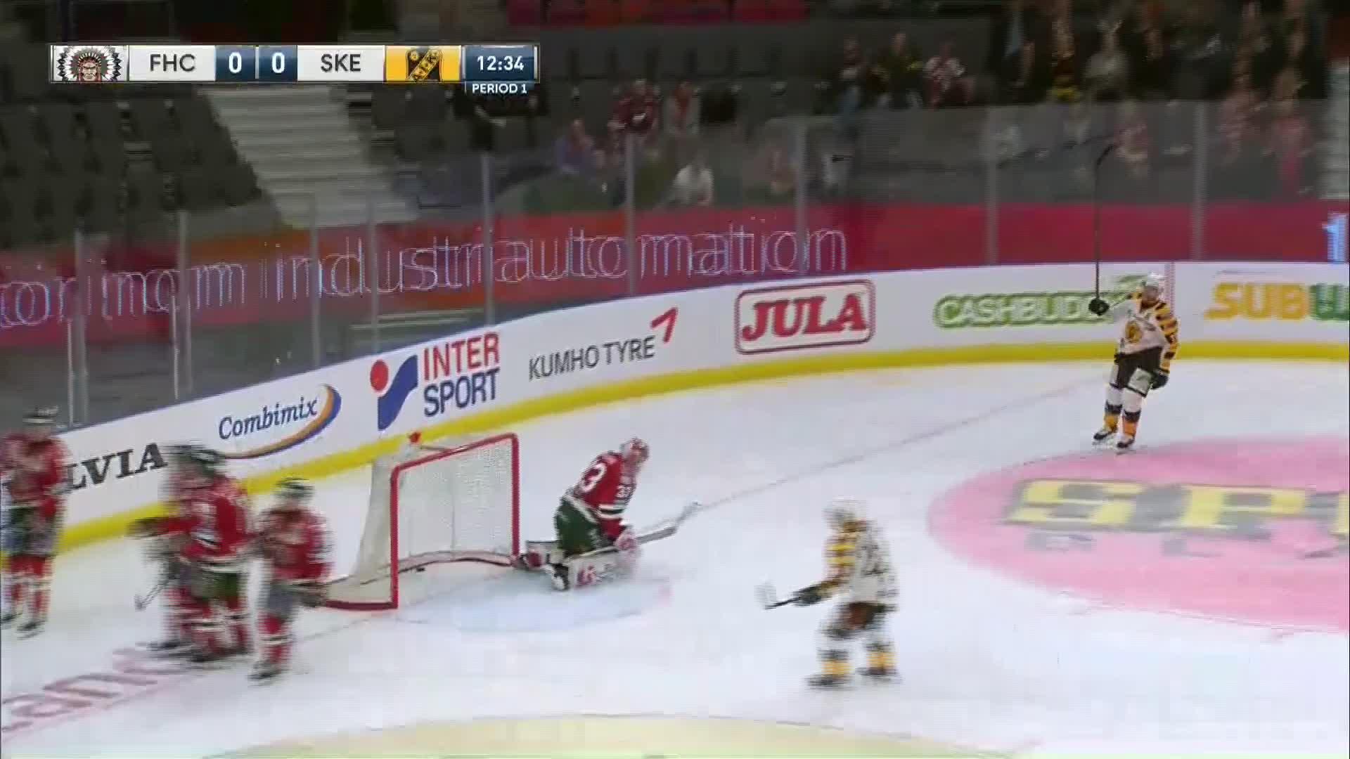 Frölunda HC - Skellefteå AIK 0-1