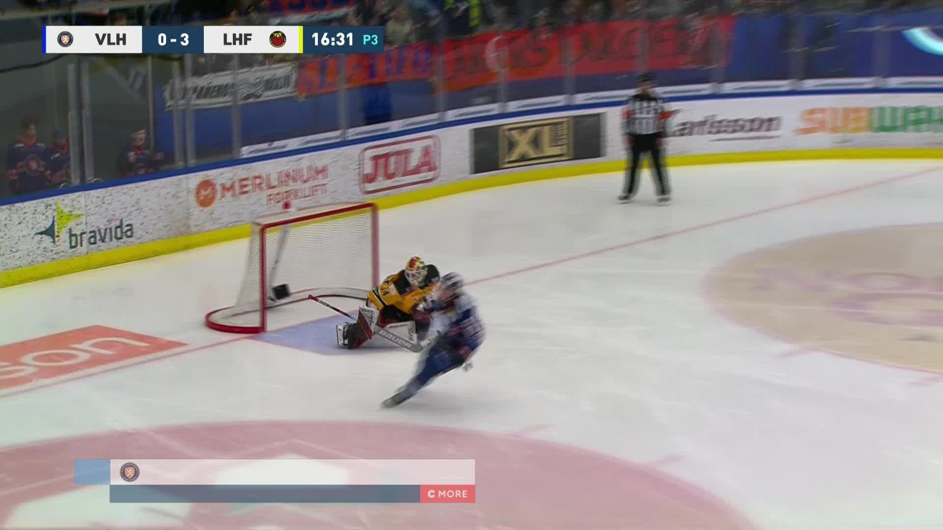 Växjö Lakers - Luleå Hockey 1-3