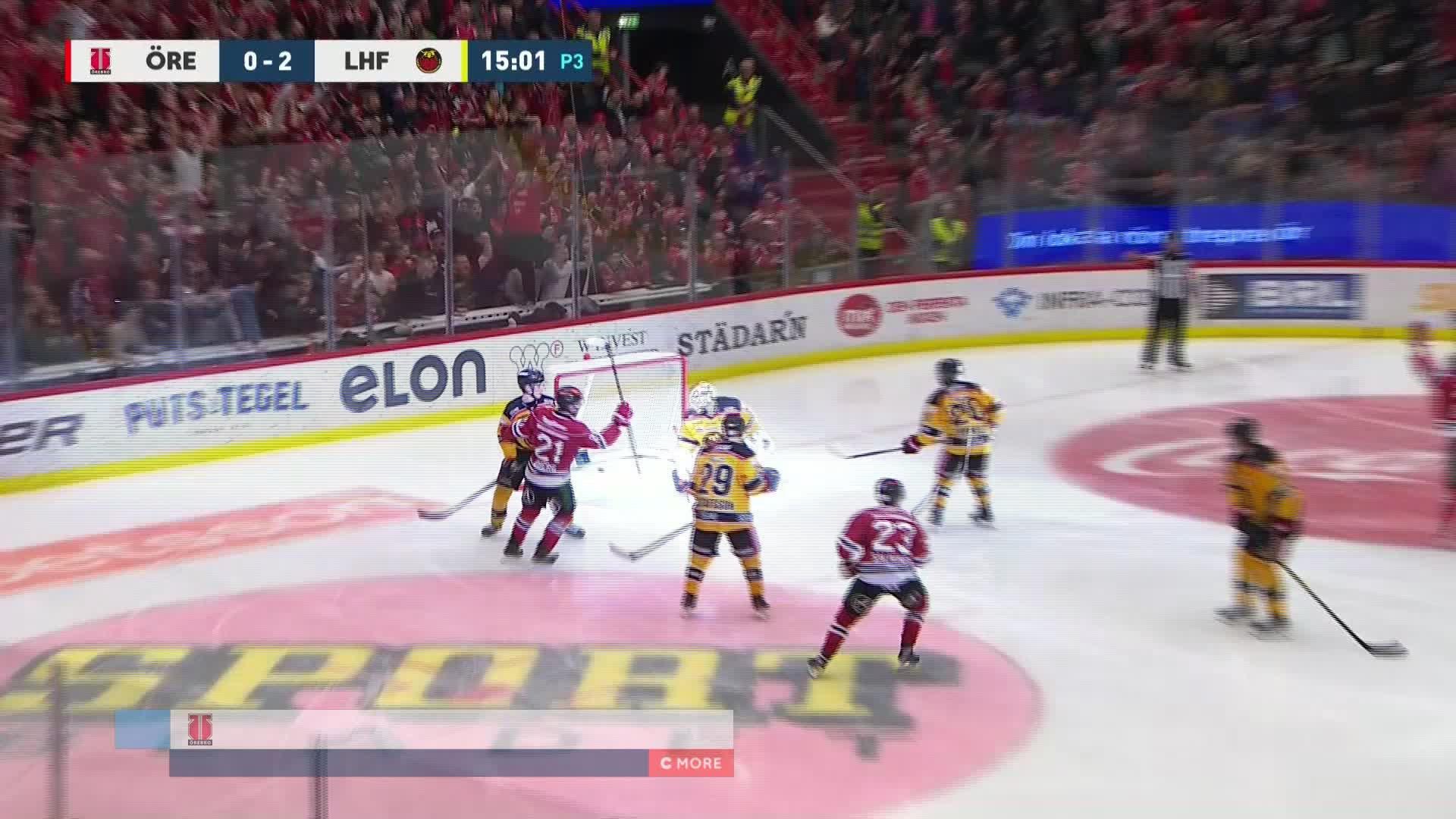 Örebro Hockey - Luleå Hockey 1-2