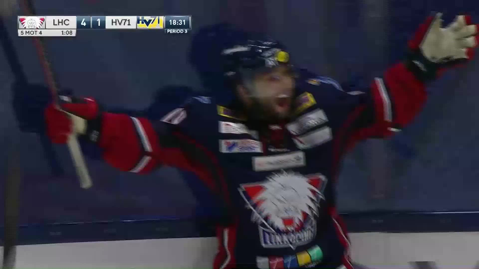 Linköping HC - HV71 4-1