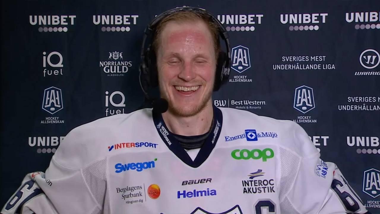 2021-01-11 Segerintervju: Mikael Eriksson