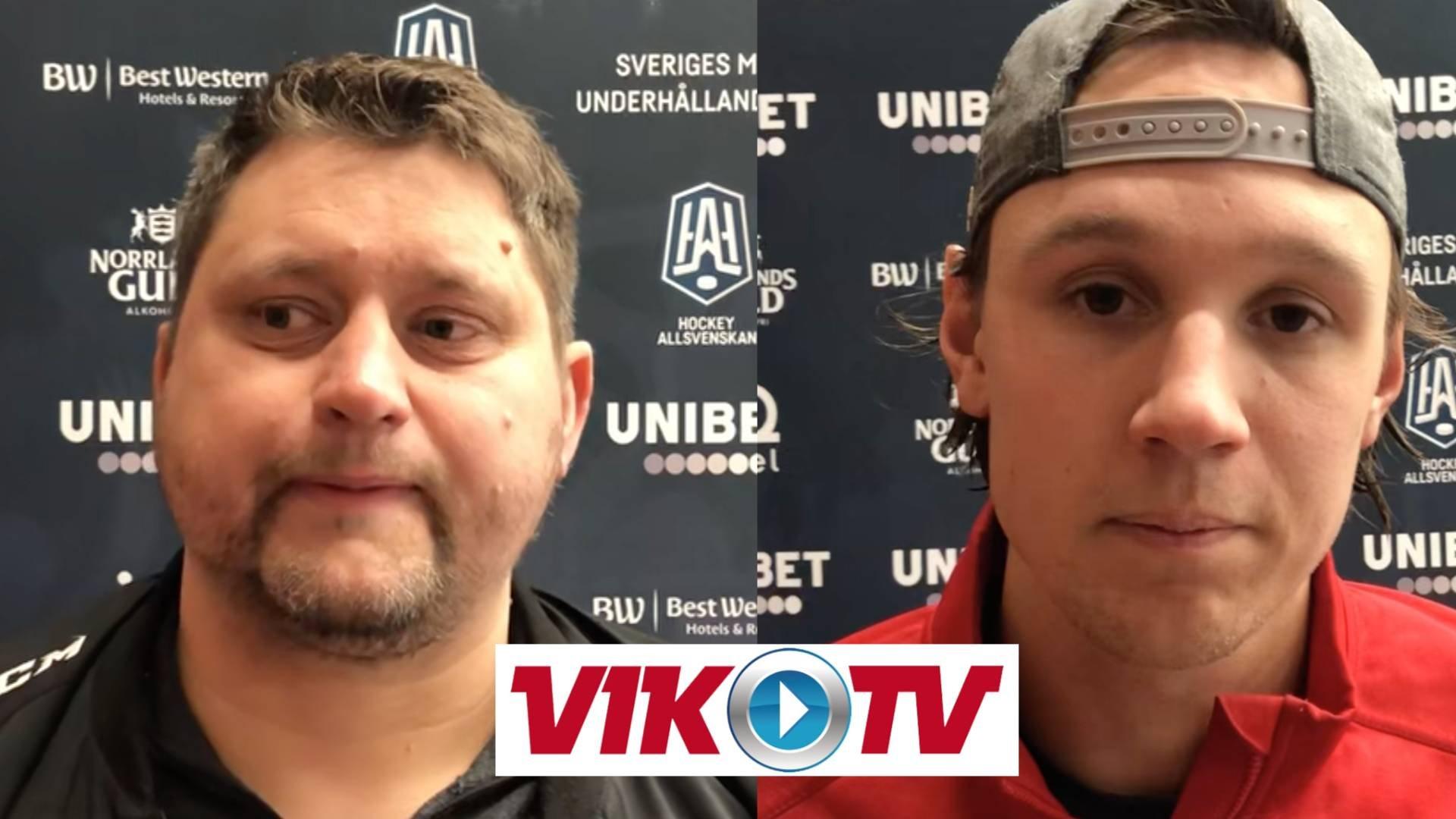 Intervjuer efter VIK - Kristianstad