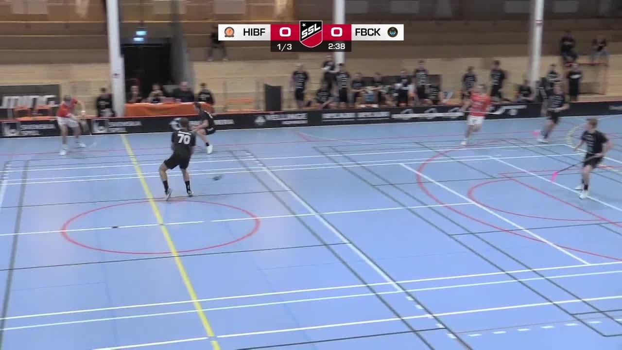 Highlights: Höllvikens IBF - FBC Kalmarsund