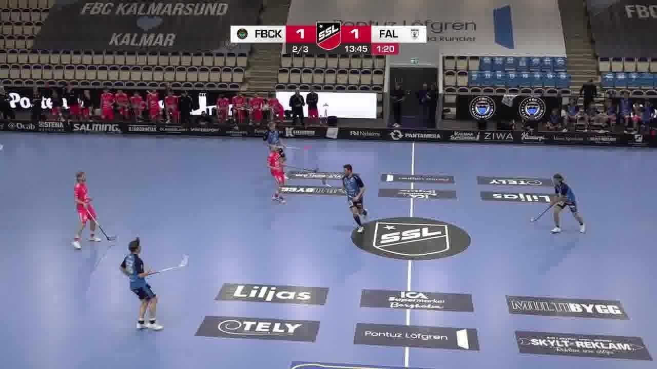 Highlights: FBC Kalmarsund-IBF Falun