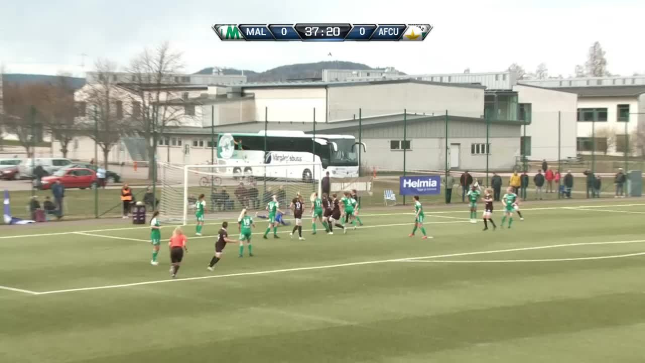 Highlights: Mallbackens IF Sunne - Alingsås FC