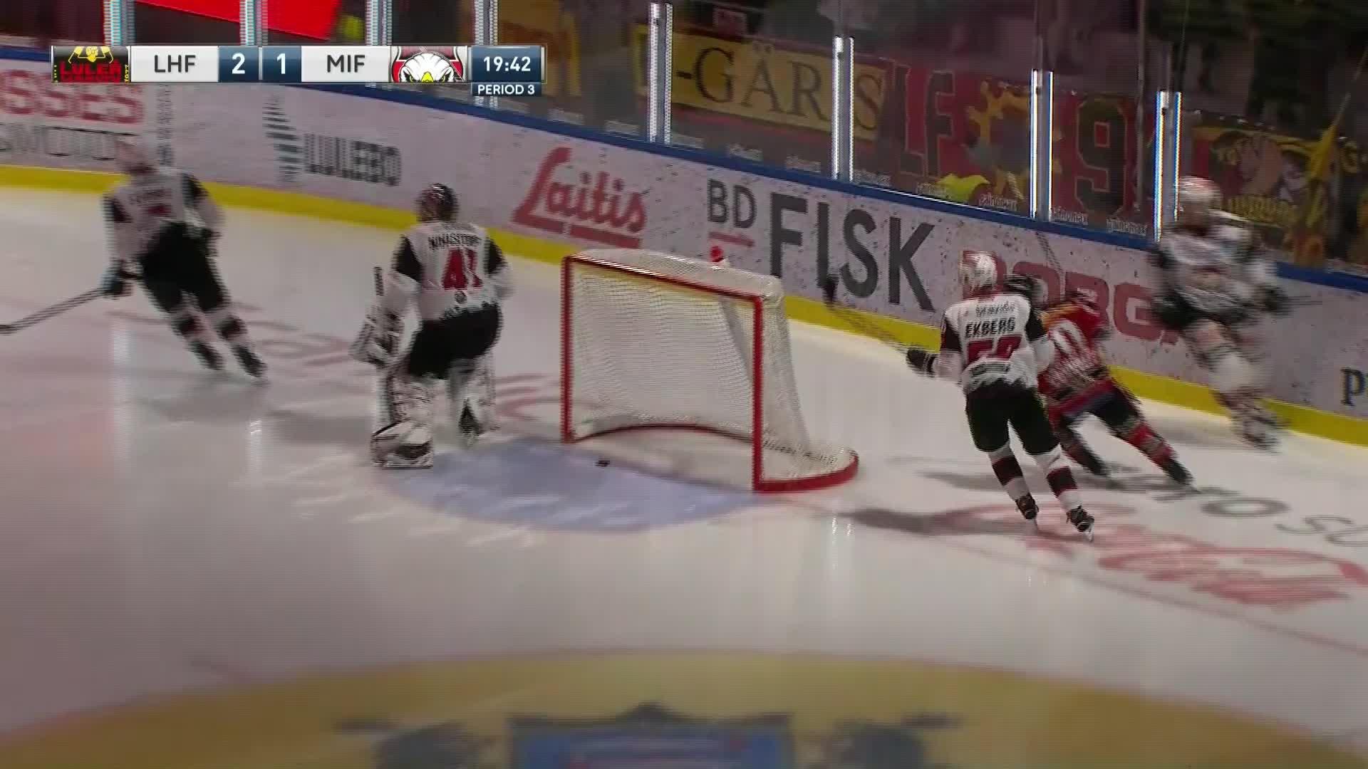 Luleå Hockey - Malmö Redhawks 3-1