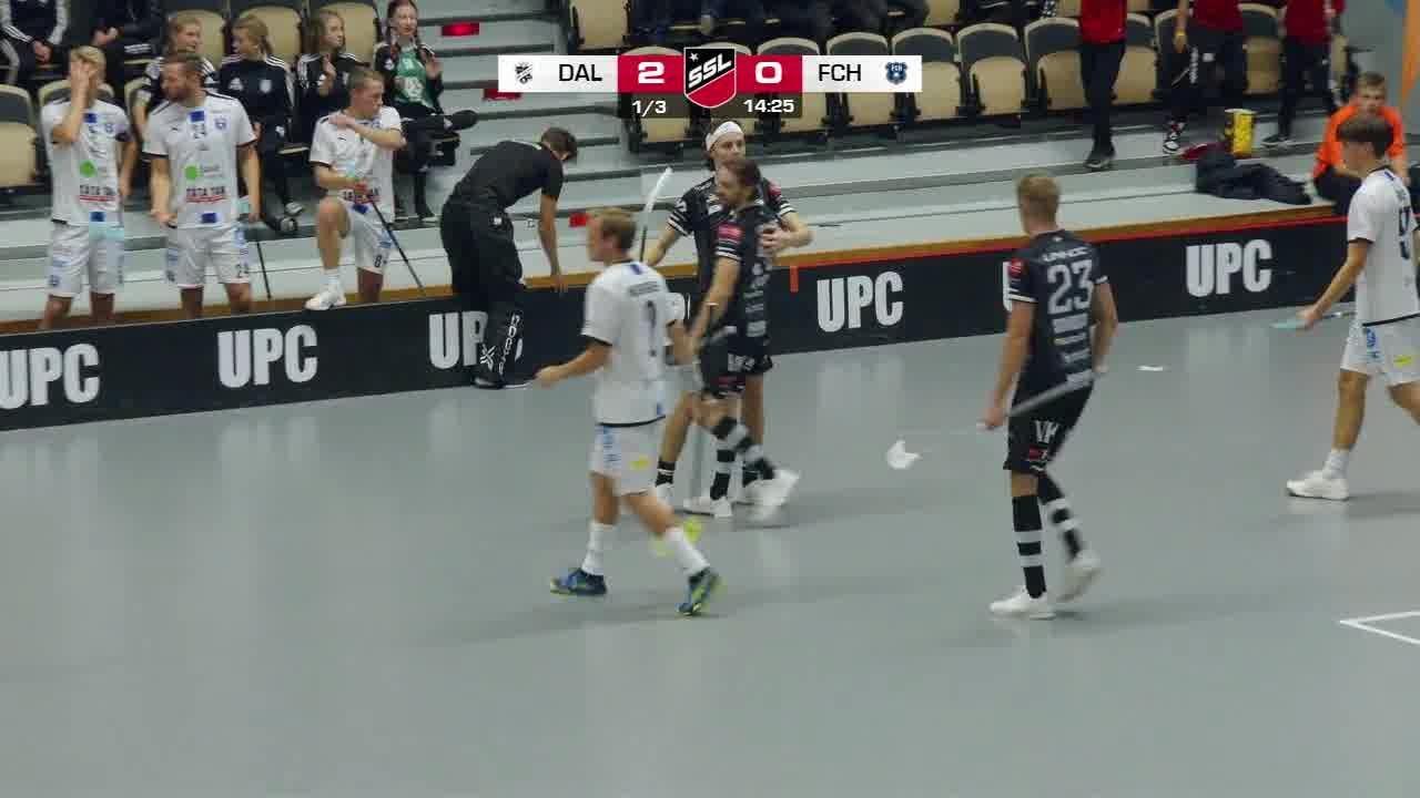 Highlights: IBK Dalen-FC Helsingborg