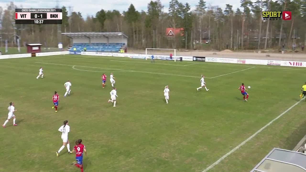 Highlights: Vittsjö GIK - BK Häcken