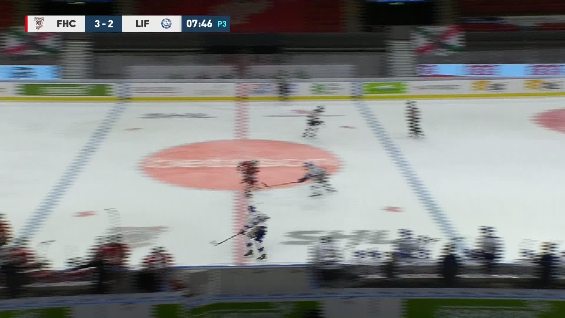 Frölunda HC - Leksands IF 4-2