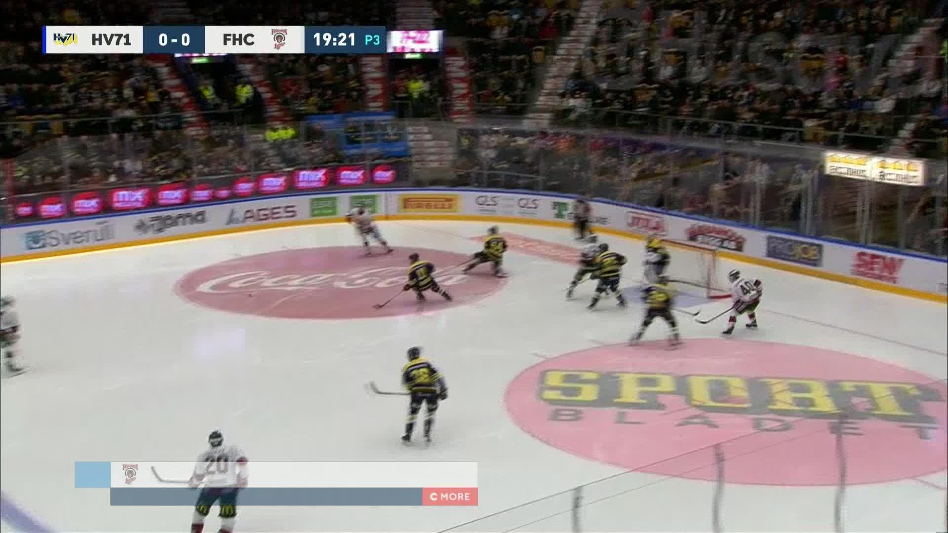 HV71 - Frölunda HC 0-1