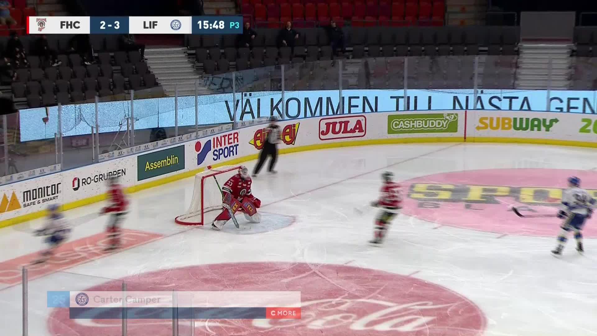 Frölunda HC - Leksands IF 2-4