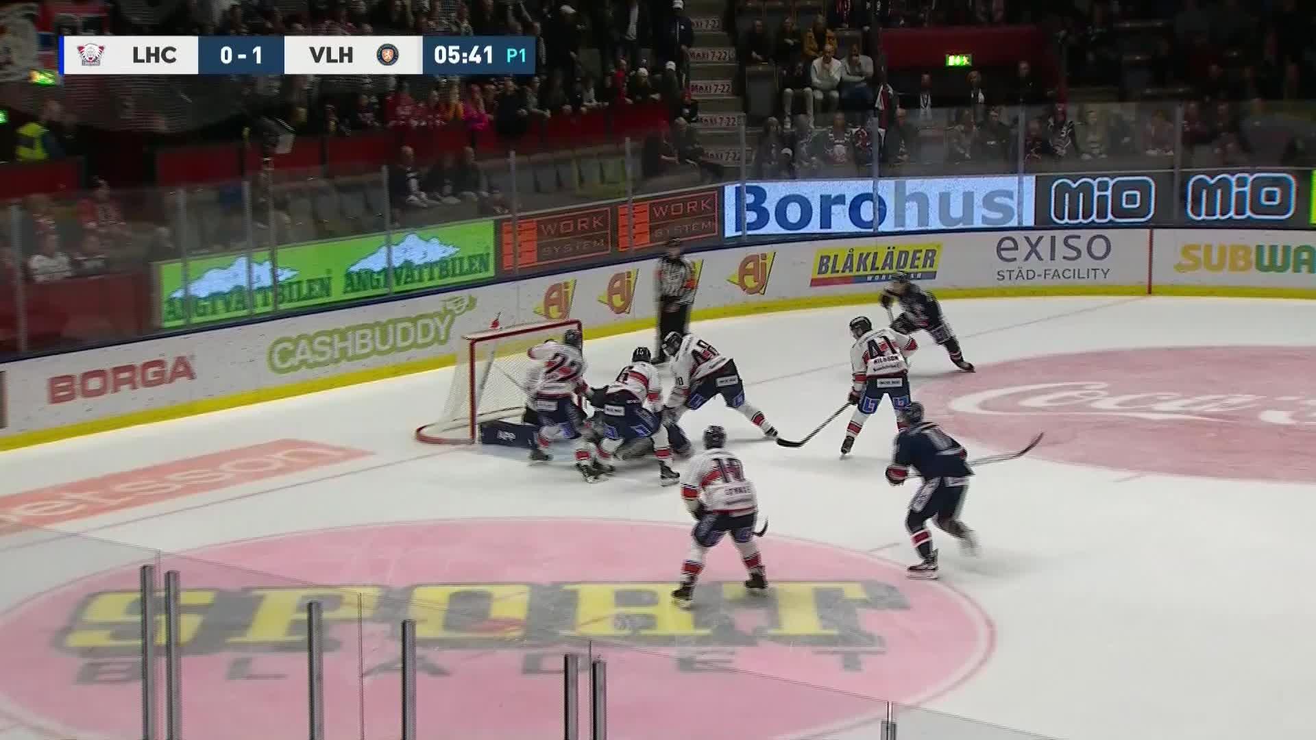 Linköping HC - Växjö Lakers 1-1