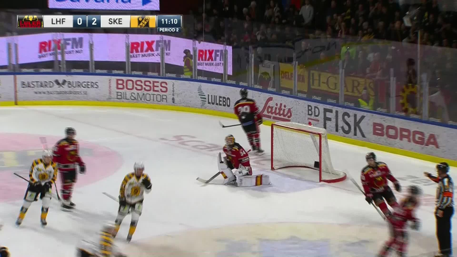 Luleå Hockey - Skellefteå AIK 0-2