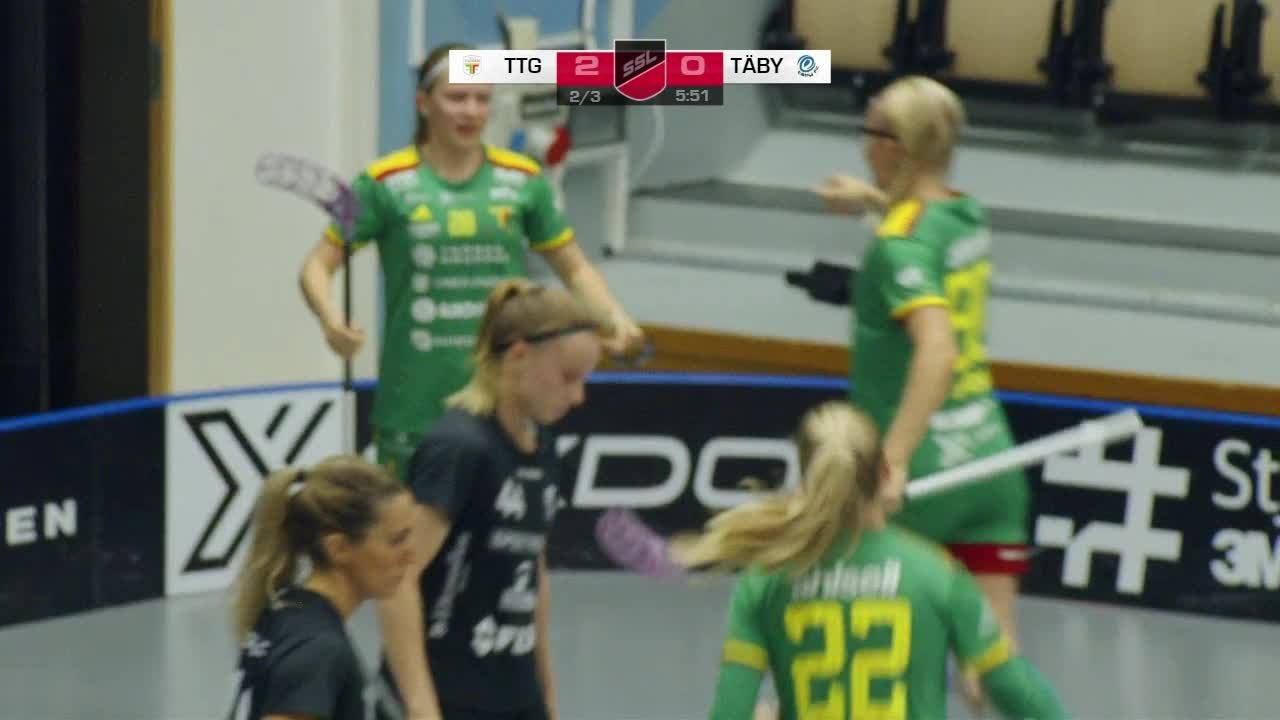 Highlights: Team Thorengruppen-Täby FC
