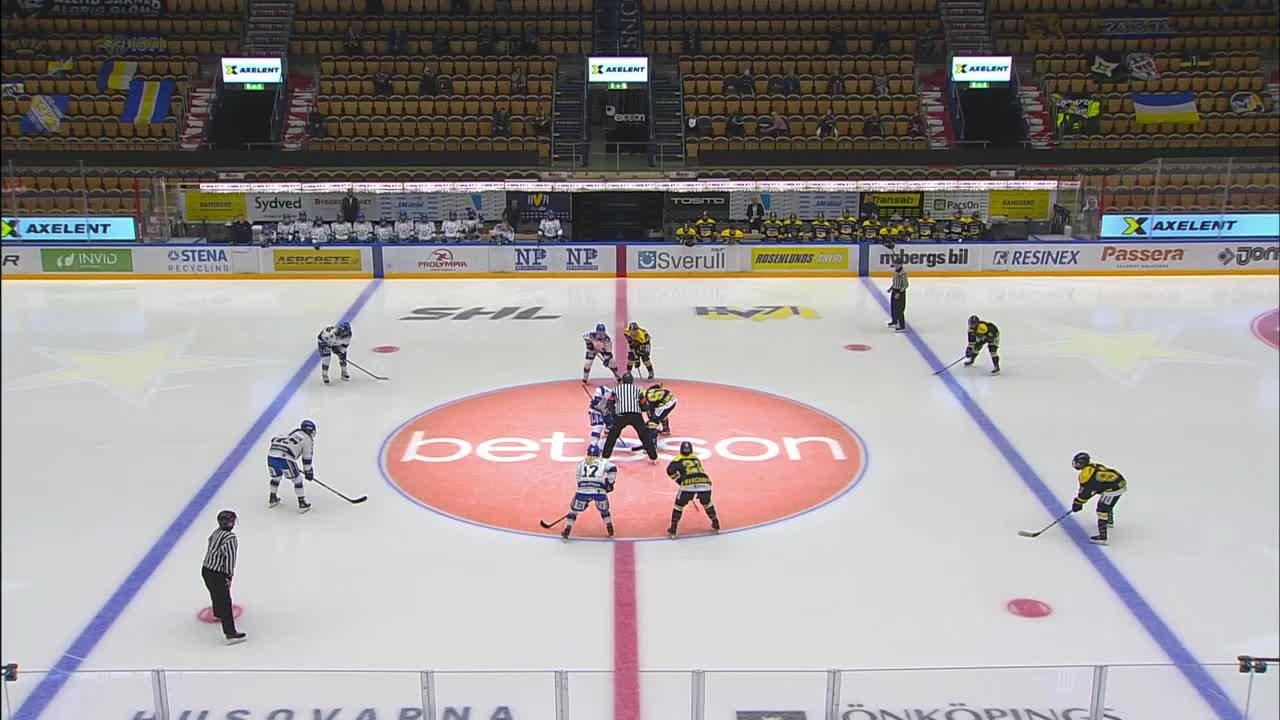 Highlights: HV71-Leksand 4 okt
