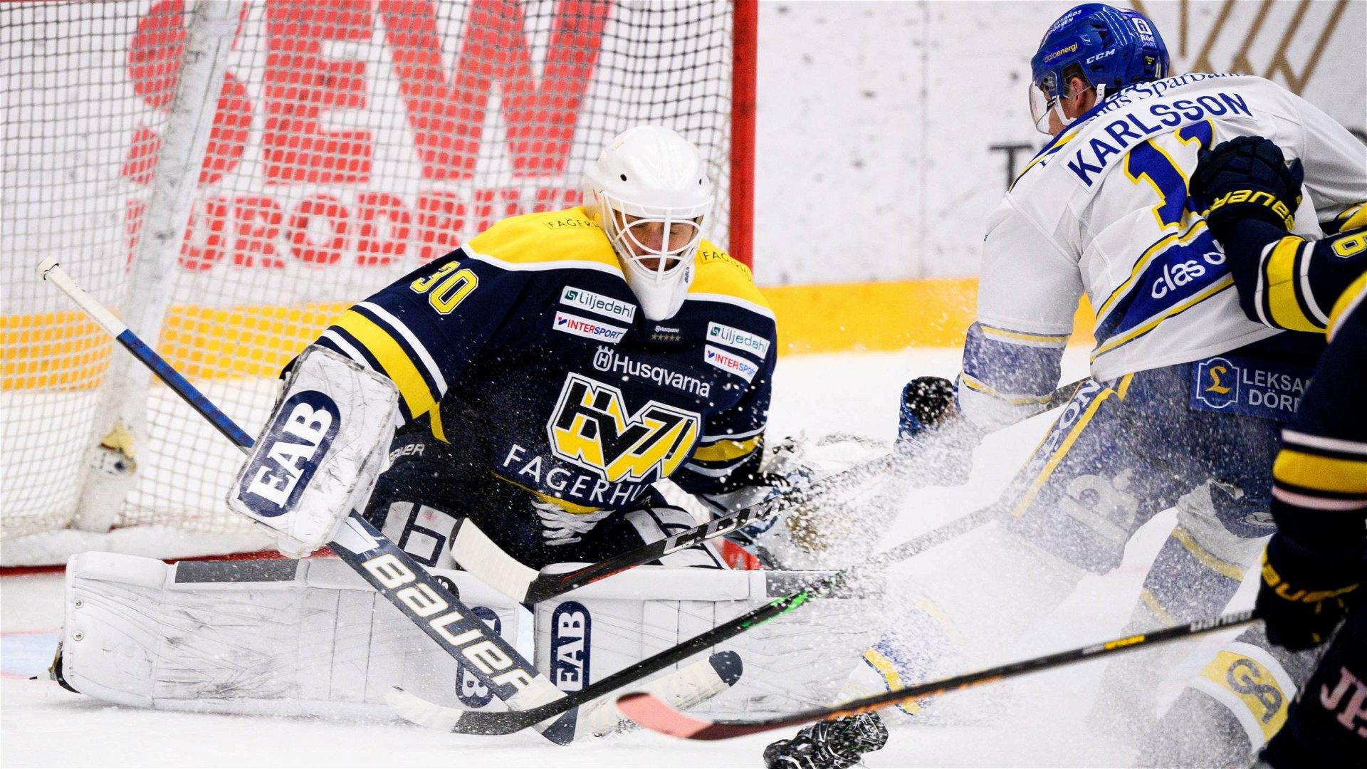 HV71 - Leksands IF