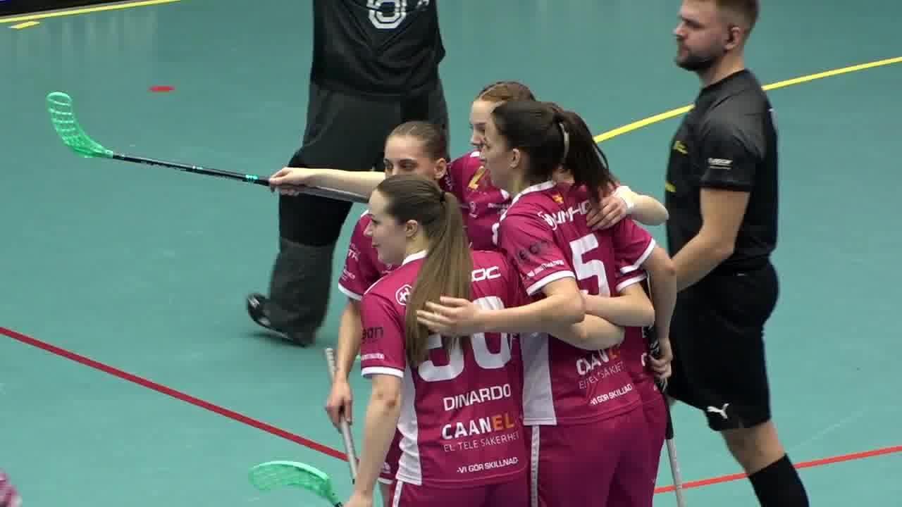 Highlights: Malmö FBC - Warberg IC