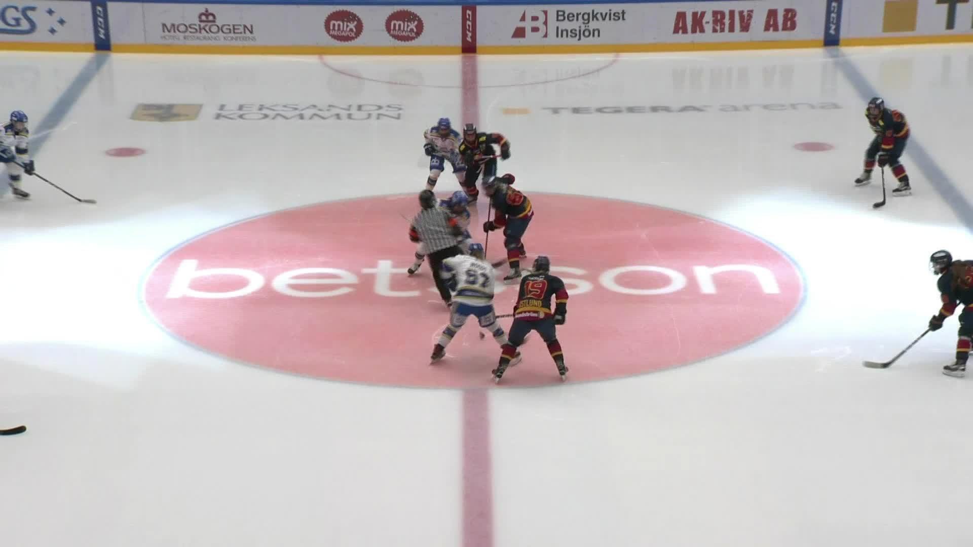 Highlights Leksand-Brynäs 25 januari