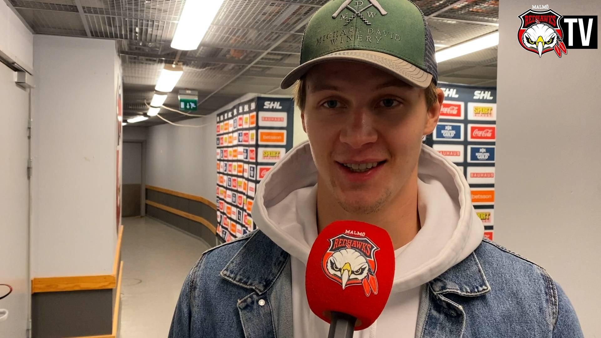 Ollas Mattsson om att vara tillbaka