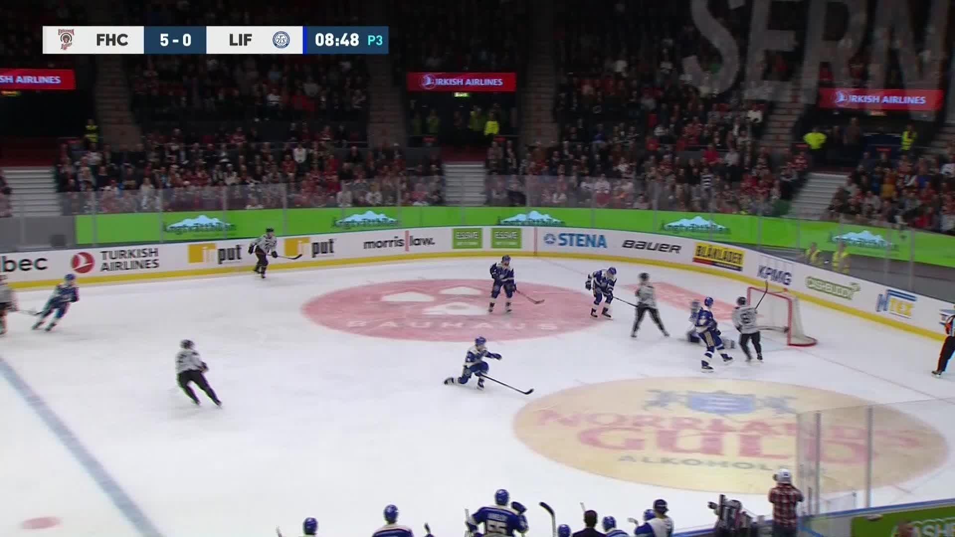 Frölunda HC - Leksands IF 6-0